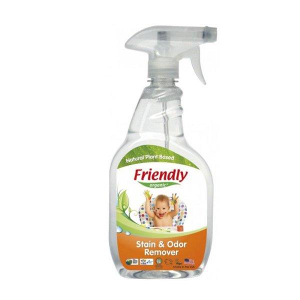 Friendly Organic Препарат за премахване на петна и миризми 650мл.